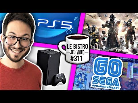 """PS5 supérieure au PC Epic confirme, XSX date en fuite ? Annonce """"révolutionnaire"""" de Sega, Destiny 2"""