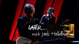 Spoon - Hot Thoughts - Later... with Jools Holland - BBC Two