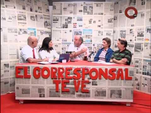 EL CORRESPONSAL TEVE 0