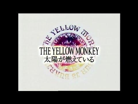THE YELLOW MONKEY – 太陽が燃えている