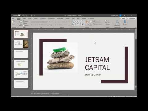 PPT3 Project 1 Jetsam Capital