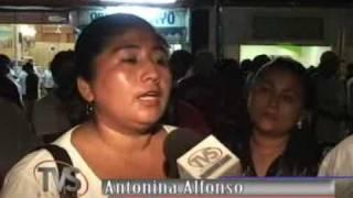TVS Noticias.- Pescadores exigen apoyo a Gobierno del Estado, Minatitlan, Veracruz
