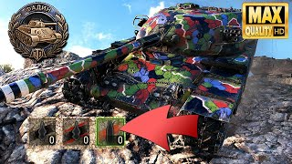 Chieftain: Pro player sh๐ws how important the hill is - World of Tanks