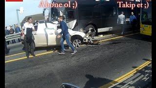 Metrobüs Kazası 11.10.2016