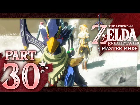 The Legend of Zelda: Breath of the Wild (Master Mode) - Part 30 - Champion Revali's Song