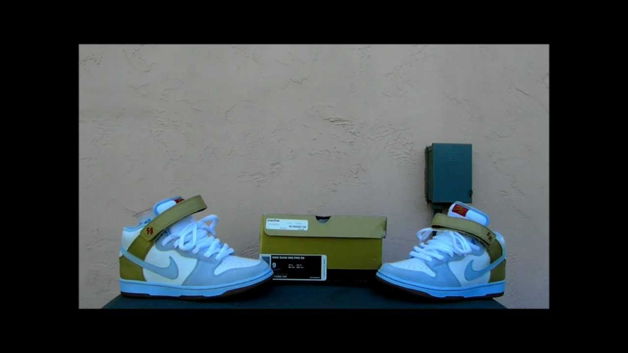 purchase cheap 99496 48fd0 xSOLEDOUT408x Nike SB Review Video 11 Clubber Lang Mids