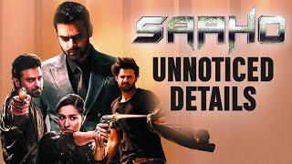Saaho Movie Decoded | Un-noticed Details | Prabhas ,Shraddha , Sujeeth | English Subtitles | Thyview