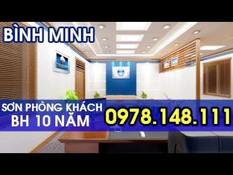 101 Màu Sơn Phòng Khách Đẹp & Mẫu Nhà Sang Nhất 2019