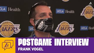 Lakers Postgame: Frank Vogel (8/8/20)