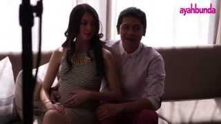 Behind The Scene - Donita dan Adi Nugroho