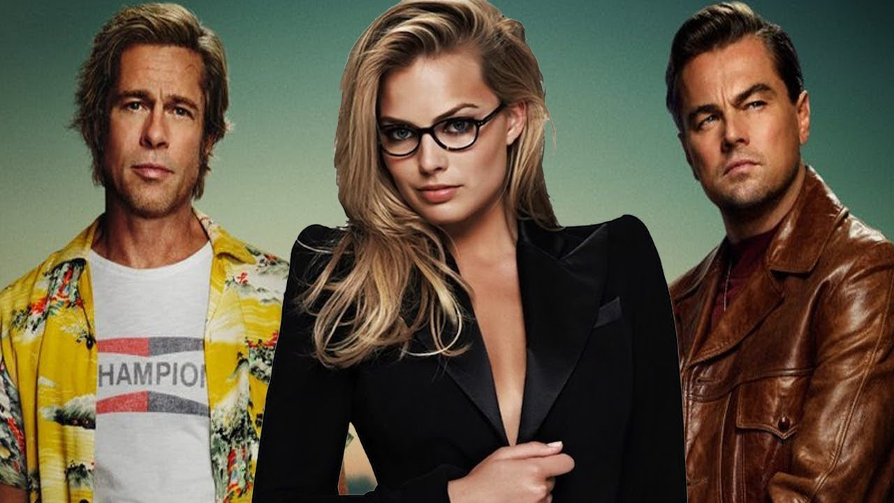 Once Upon a Time in Hollywood (2019 Cast) ⭐ Before and