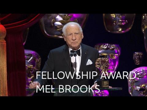 Mel Brooks is awarded the BAFTA Fellowship  - The British Academy Film Awards 2017 - BBC One