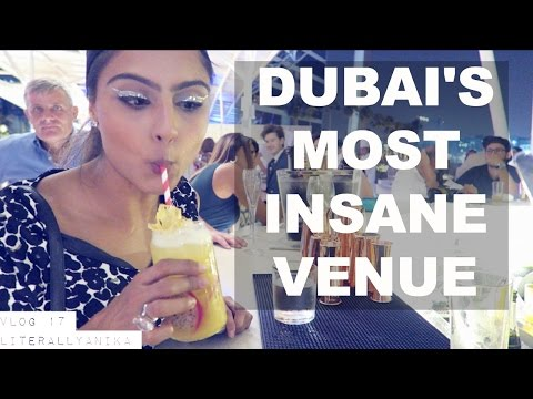 DUBAI TRAVEL VLOG 17 -  The Insane Burj Al Arab Terrace Opening