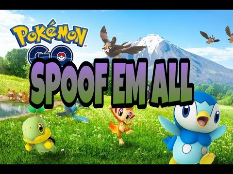 Pokémon Go How to Spoof on Android no root dec 2018
