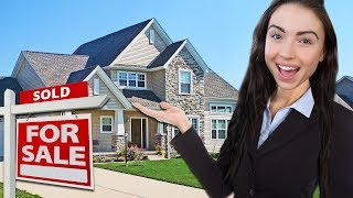 OUR NEW HOUSE!! (House Flipper)