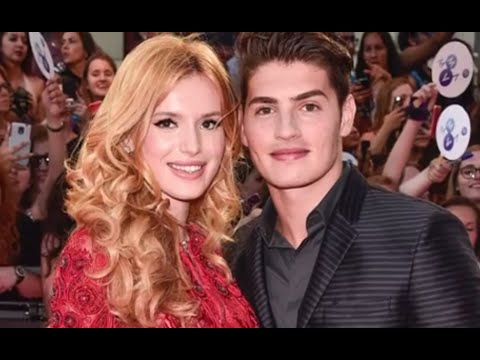 Bella Thorne And Gregg Sulkin Make It Official On The Red