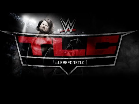 WWE TLC: Tables Ladder and Chairs 2016