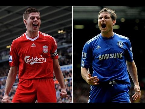 Frank Lampard or Steven Gerrard?