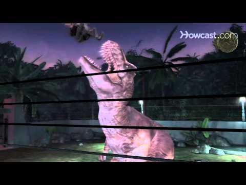 Jurassic Park: The Game - Dino Deaths [HD]