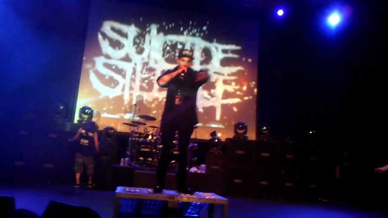 Mitch Lucker Memorial Show - Disengage 12/21/2012 - YouTube