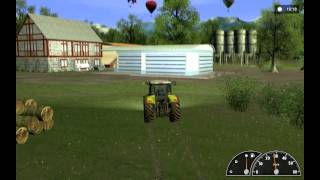 Lets Play Agricultural Simulator 2011 -Biogas Add on -  Ep 012
