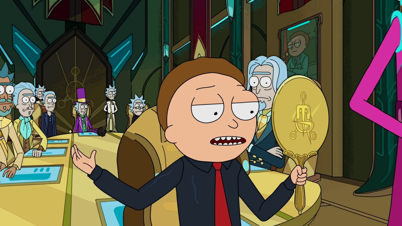 Watch rick and morty season 4 episode 1