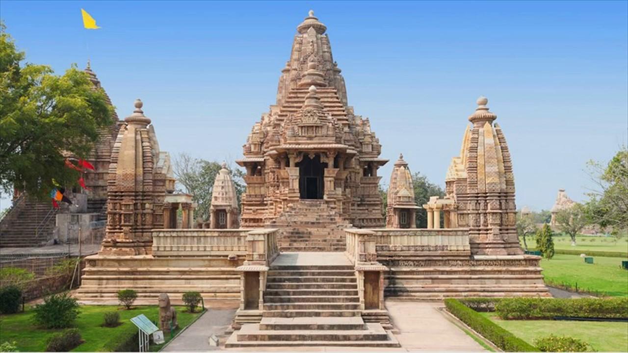 Kuil Khajuraho, Madhya Pradesh