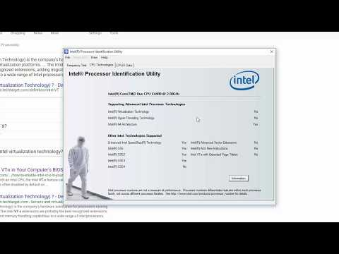 Virtual Android Device Emulators and Intel VT-x Technology