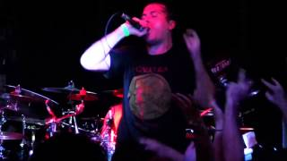 Cattle Decapitation - Kingdom of Tyrants (Live) @ New Brooklyn Tavern 1.21.2013