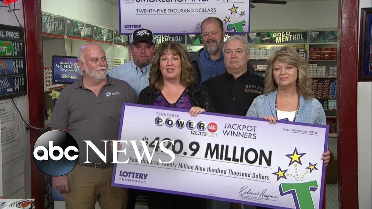 Tennessee 20 Lotto Winners Interview Youtube