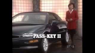 Buick - 1997 Riviera Product Master