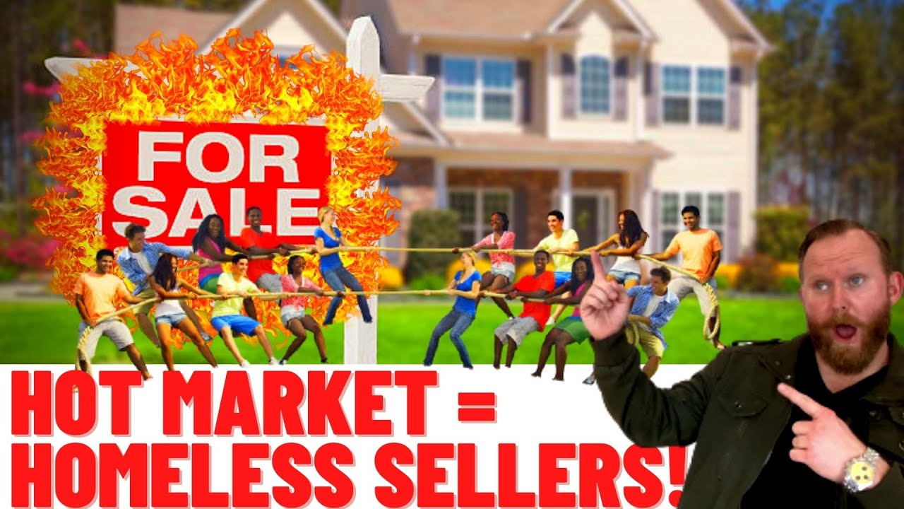 WARNING! BUYERS ARE KICKING OUT SELLERS IN HOT MARKET!! | JARED JONES