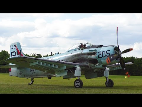 La Ferté Alais 2015  Old and new airplanes  Highlights