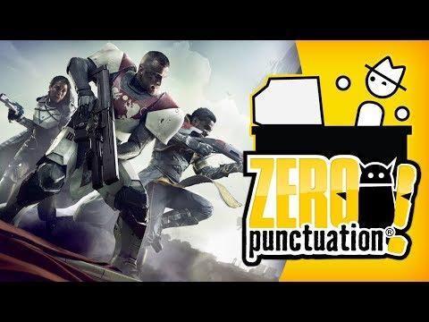 Destiny 2 (Zero Punctuation)