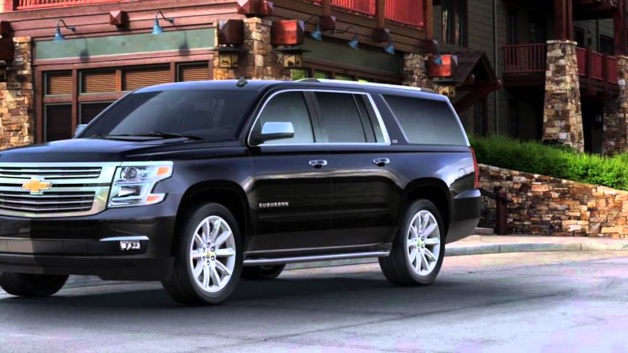 2015 suburban vs gmc yukon xl youtube. Black Bedroom Furniture Sets. Home Design Ideas