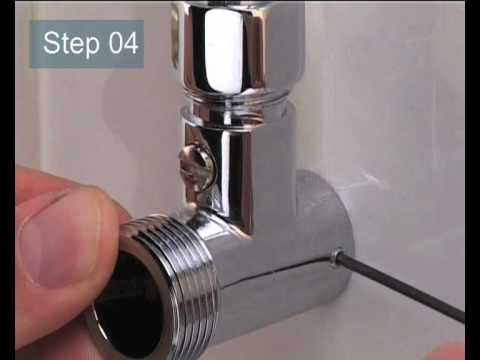 Mira Showers - Step-by-Step Guide to using Mira Bar Valve Exposed ...