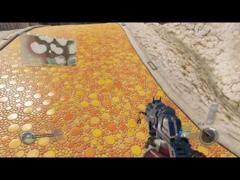 Infinite Warfare: Soldier's Charm Weapon Accessory (Orion Rank 44)
