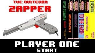 NES Zapper Games - Player One Start