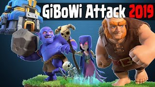 TH12 GiBoWi Attack 2019! After Update Over Powering 3Star 3 inferno TH12 War Bases | Clash Of Clans
