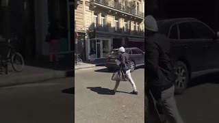 Braquage à Paris d'une horlogerie de luxe près des Champs Élysées