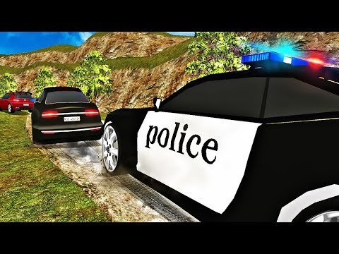 Police Car Driving Crime Case - 3D Simulator | Android Games For Kids | Videos For Children