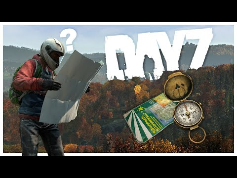 Lost? How To Navigate In DAYZ