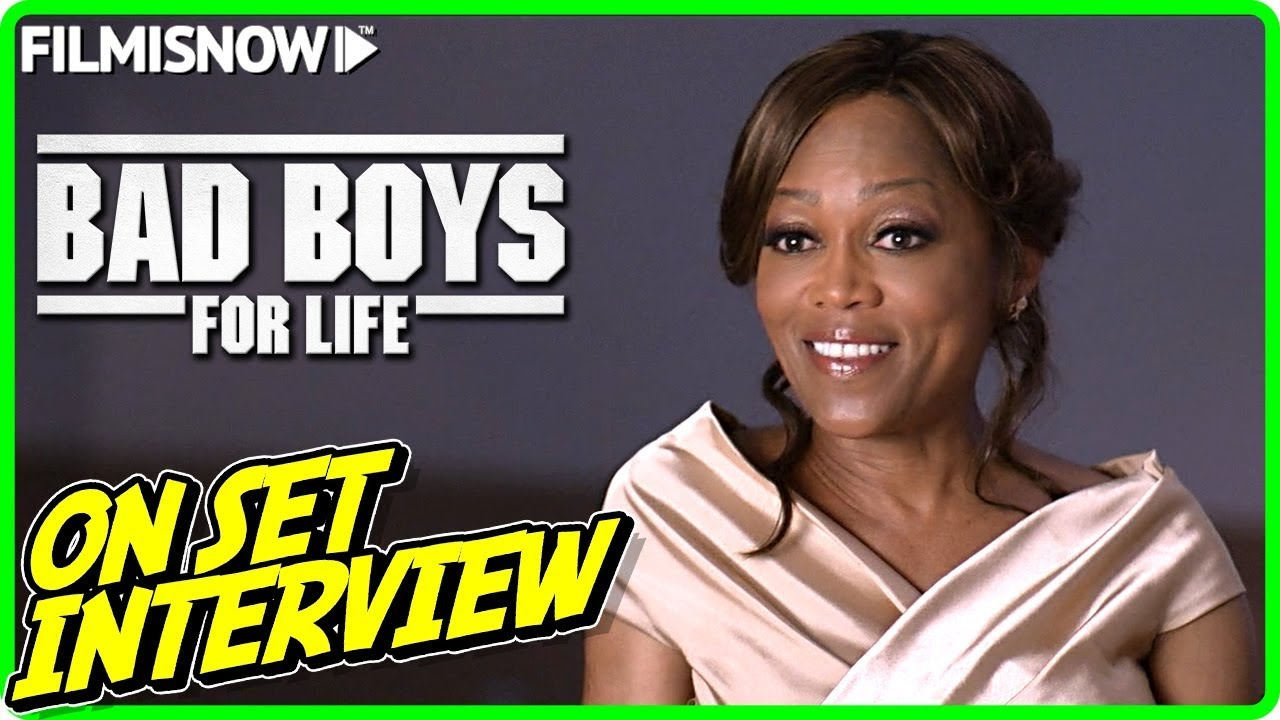 BAD BOYS FOR LIFE | Theresa Randle