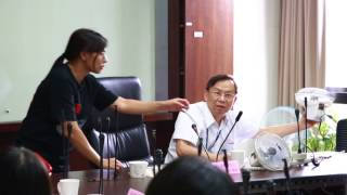 參觀汽電共生發電廠的影片(三)