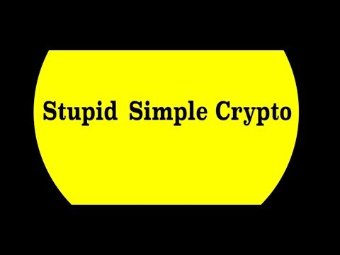 Stupid Simple Crypto: Episode 4 - Paying off your Mortgage with Bitcoin