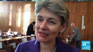 """Irina Bokova : """"Le Dictionnaire des créatrices ouvre à des aspects méconnus de l"""