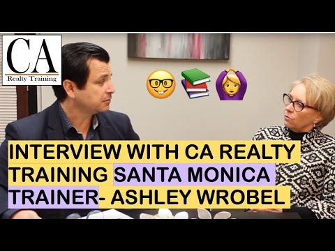 Ashley Wrobel interviewed by Robert Rico