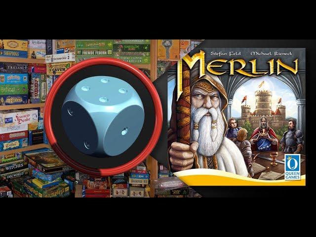 Merlin - Como Jogar