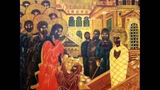 Petrovics Emil : Bűn és bűnhődés - Szonja és Raszkolnyikov jelenete és a III. felvonás záróképe