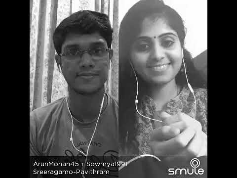 Sreeragamo- duet with brilliant singer Arun Mohan